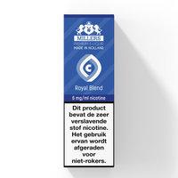 ROYAL BLEND - Millers Juice e-liquid - beperkte houdbaarheid - t.h.t. 31-03-2020