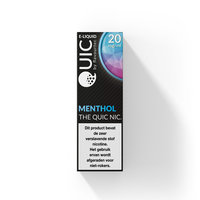 MENTHOL - Flavourtec Quic Nic Salt e-liquid