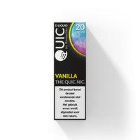 VANILLA - Flavourtec Quic Nic Salt e-liquid