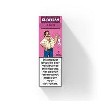 LA PUTA - El Patron e-liquid (bessen)