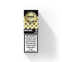 MENTHOL - Sansie Gold Label e-liquid
