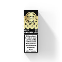 APPLE CINNAMON - Sansie Gold Label e-liquid (appel kaneel)