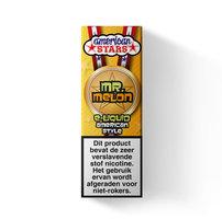 MR MELON - Flavourtec American Stars e-liquid - beperkte houdbaarheid t.h.t. 20-12-2020