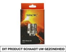 SMOK V8 X-Baby Q2 coils 0.4Ohm (3 stuks)