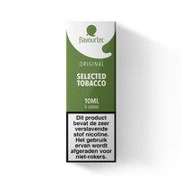 SELECTED TOBACCO - Flavourtec e-liquid - beperkte houdbaarheid - t.h.t. 12.06.2020