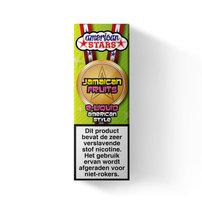 JAMAICAN FRUITS - Flavourtec American Stars e-liquid - beperkte houdbaarheid t.h.t. 24-10-2020