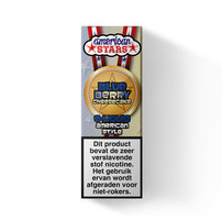 BLUEBERRY CHEESE CAKE - Flavourtec American Stars e-liquid - beperkte houdbaarheid - t.h.t. 20.08.2020