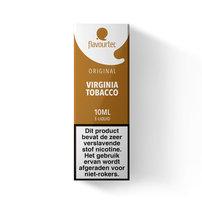 VIRGINIA TOBACCO - Flavourtec e-liquid - beperkte houdbaarheid - t.h.t. 31.08.2020