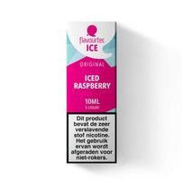 ICED RASPBERRY - Flavourtec Iced Series e-liquid - beperkte houdbaarheid - t.h.t. 03-09-2020