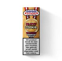 NUTTY BUDDY COOKIE - Flavourtec American Stars e-liquid - beperkte houdbaarheid t.h.t. 18.09.2020