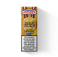 HONEY HORNET - Flavourtec American Stars e-liquid - beperkte houdbaarheid t.h.t. 19.10.2020