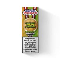 STRAWBERRY FIELDS FOREVER - Flavourtec American Stars e-liquid - beperkte houdbaarheid t.h.t. 05-10-2020