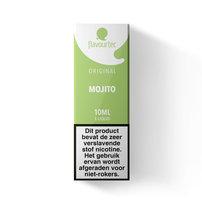 MOJITO - Flavourtec e-liquid - beperkte houdbaarheid t.h.t. 07-11-2020