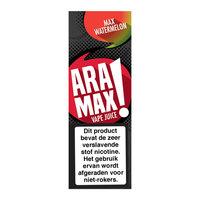 MAX WATERMELON Aramax Vape Juice - Beperkte houdbaarheid t.h.t. 23-01-2021