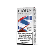 CUBAN CIGAR (Elements) - LiQua e-liquid (sigaar)