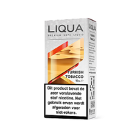 TURKISH TOBACCO (Elements) - LiQua e-liquid