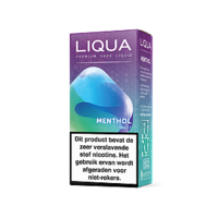 MENTHOL (Elements) - LiQua e-liquid