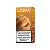 COOKIES (Elements) - LiQua e-liquid (koekjes)