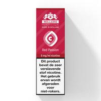 RED PASSION - Millers Juice e-liquid