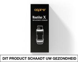 Aspire U‑Tech Nautilus X Coils