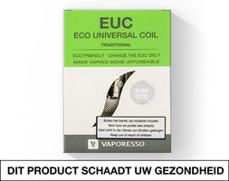 Vaporesso Veco One EUC coils - 0.3 Ohm (5 Stuks)