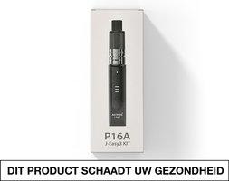 Justfog P16A Starter kit, elektrische sigaret