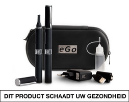 eGO W MINI, duo set, elektronische sigaret