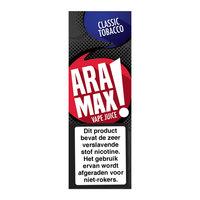 CLASSIC TOBACCO - Aramax Vape Juice e-liquid