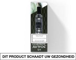 Justfog Q14 Clearomizer voor elektronische sigaret