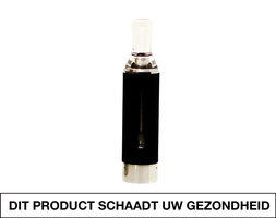 EVOD zwart clearomizer voor elektronische sigaret