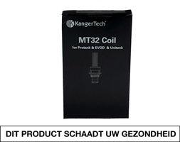 Kanger Single coils (EVOD / (Mini)-Protank / (Mini)-Protank 2 / (Mini)-Unitank) - 5 stuks