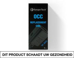 Kangertech OCC Coils (5 stuks)