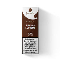 HAVANA SUPREME - Flavourtec e-liquid (sigaar)