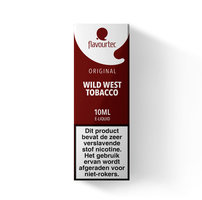 WILD WEST TOBACCO - Flavourtec e-liquid