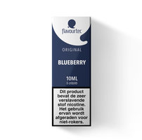 BLUEBERRY - Flavourtec e-liquid (bosbes)