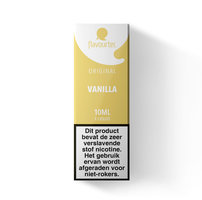 VANILLA - Flavourtec e-liquid (vanille)