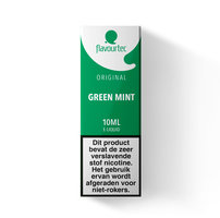 GREEN MINT - Flavourtec e-liquid (munt)
