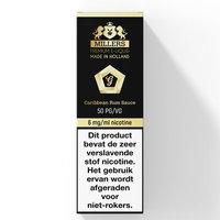 CARIBBEAN RUM SAUCE - Millers Juice e-liquid