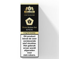 THREE STRIKES OUT - Millers Juice e-liquid