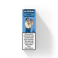 PLOMO - El Patron e-liquid (perzik & limoen)