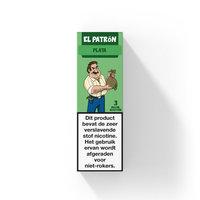 PLATA - El Patron e-liquid (aarbei en limoen)