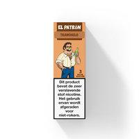 TRANQUILO - El Patron e-liquid (groene thee)