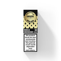 VANILLA CHEESECAKE - Sansie Gold Label e-liquid