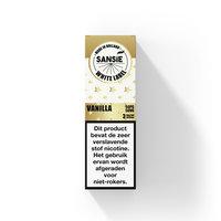 VANILLA - Sansie White Label e-liquid (vanille) - beperkte houdbaarheid t.h.t. 30-09-2020