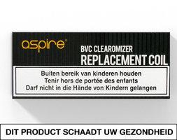 Aspire CE5 BVC Coils (5 stuks)