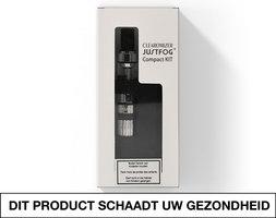 Justfog Compact kit Q14, elektrische sigaret