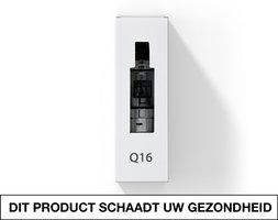 Justfog Q16 Clearomizer voor elektronische sigaret