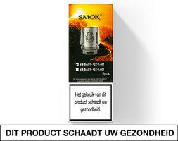 SMOK V8 Baby Q2 Dual Coils (5 stuks)