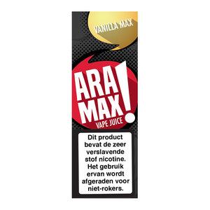 Aramax Vape Juice - Vanilla Max