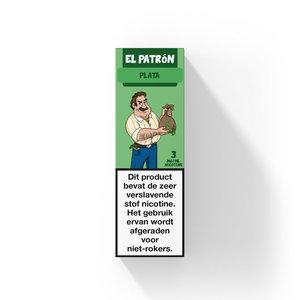 Plate - El Patron - 10ml